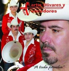 Martin Olivares y Los Vencedores