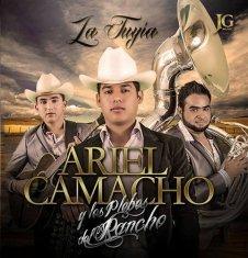 Ariel Camacho Los Plebes del Rancho