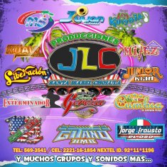 PRODUCCIONES JLC