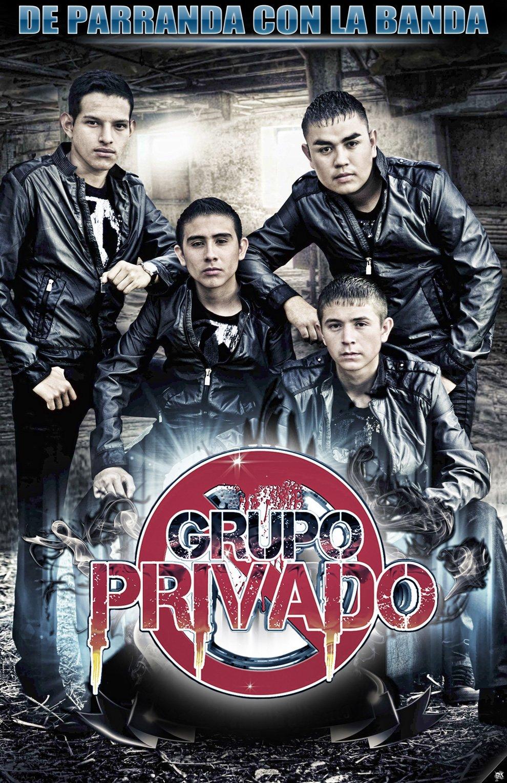 Grupo Privado De Parranda Con La Banda