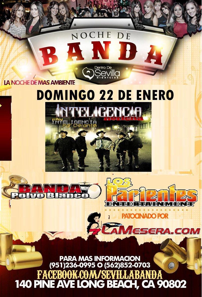 01/22/2012 Sevilla Nightclub