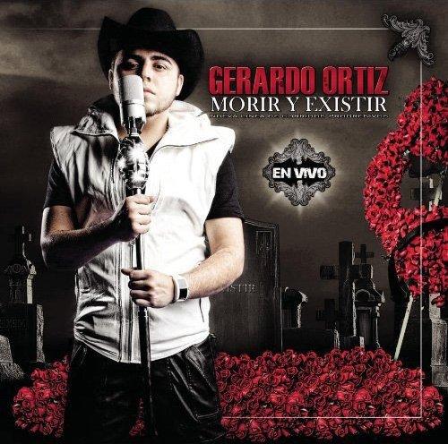 Gerardo Ortiz - Portada de Morir y Existir